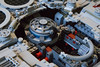 Turret Seat and Power Core (abholland77) Tags: lego ucs millennium falcon custom modification 75192 afol moc