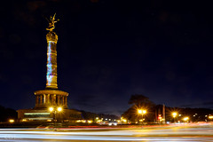 Berlin Siegessäule Festival of Lights 2017