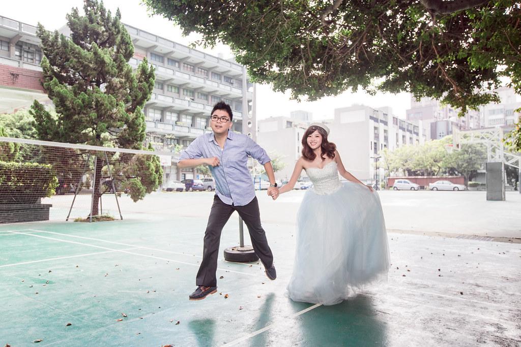 017清新自然 自主婚紗