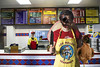 Day 3914 (evaxebra) Tags: los pollos hermanos breaking bad gus fring face blown off knife chicken apron bomb halloween 33daysofhalloween 33days 365days 365 wh wah