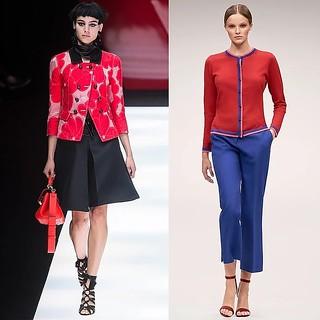 Descubra novas formas de usar vermelho!  Veja post completo em https://www.personalstylistbh.com.br/single-post/2017/10/20/Como-combinar-o-vermelho #amooquefaco  #moda #trend #fashion #tendencias #estilo #style #personalstylist #personalstylistbh #consult