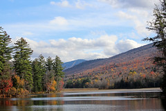 Lefforts Pond - 10/23/17 (myvreni) Tags: vermont autumn fall foliage nature outdoors