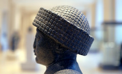 Gudea head