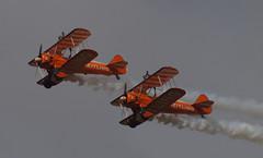 2017_09_1053 (petermit2) Tags: aerosuperbatics breitlingwingwalkers breitling wingwalkers boeingstearman boeing stearman scamptonairshow2017 rafscamptonairshow2017 rafscamptonairshow scamptonairshow royalairforce raf rafscampton airshow scampton lincolnshire