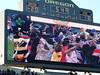 UO/Utah football (LarrynJill) Tags: football sports uo ducks autzen eugene or zombies scoreboard