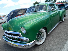 1951 Chevy Fleetline (splattergraphics) Tags: 1951 chevy fleetline customcar carshow nsra streetrodnationalseast yorkexpocenter yorkpa