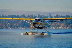 Weather Scouting (otterdrivernw) Tags: sensor crop mirrorless fujinon xf18135 xt2 fujifilm fuji color fall seattle kenmore fog dhc3 dehavilland otter turbine airplanes airplane lakewashington pnw water lakes seaplanes seaplane floatplanes floatplane