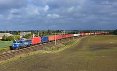 EU07-1513 PKP Cargo (vsoe) Tags: eisenbahn bahn züge lok train railway railroad polen polska poland engine freighttrain güterzug personenzug ep07 pkp containerzug