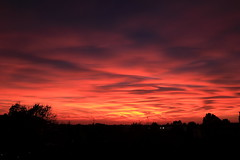 The sky is on fire! (flubatti) Tags: