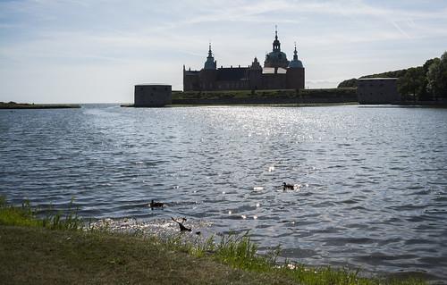 View of Kalmar Castle
