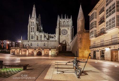 Catedral de Burgos -pergrino 8683