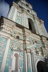 Campanile St Sophia Kiev (ronindunedin) Tags: ukraine kiev former soviet union campanile st sophia