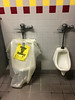 Sorry Out Of Service (4766) (Ron of the Desert) Tags: urinals mensroom restroom