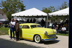Santa Maria Chamber of Commerce award (bballchico) Tags: 1949 ford mikemooney westcoastcustomscruisinnationals awardwinner carshow santamariachamberofcommerceaward