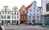 Straße (JohannFFM) Tags: strase innenstadt typisch