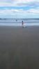 Higgins Beach (Joe Shlabotnik) Tags: galaxys5 july2017 higginsbeach boogieboard violet 2017 maine gabriella cameraphone ocean beach
