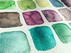 (greendot) Tags: schmincke akademie schminckeakademie watercolor watercolorbox watercolors aquarelle akvarell aquarell art paintbox