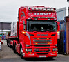 Ramsey Transport Scania R620 Streamline Super R333 SAY (sab89) Tags: hgv lorries lorry trucks trucking ramsey transport scania r620 streamline super r333 say