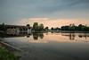 Risaie Via Cassolnovo - Abbiategrasso (Ilpiedeverde) Tags: risaie risaia abbiategrasso agricolo agricoltura cascina tramonto acqua riflessi coltivazioni campi agreste