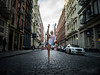 Ballerina Halle in New York City with Hasselblad X1D by Joe Marquez (The Smoking Camera) Tags: ballet ballerina pose dancernewyork nyc hasselblad x1d xcd dance dancer street soho manhattan photography medium format mirrorless buildings newyork greene greenestreet