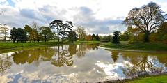 AUTUMN AT CROOME (chris .p) Tags: nikon d610 croome landscape autumn 2017 capture worcestershire england nt nationaltrust uk november reflection