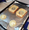 03 - Bread on foil lined baking sheet (Terre's Photos) Tags: the5thofnovember guyfawkes vforvendetta easybreakfast eggsandtoast eggsintoast ovenbaked