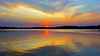 A Pastel Sunset (Bob's Digital Eye) Tags: 2017 bobsdigitaleye canon canonefs1855mmf3556isll clouds h2o lake lakesunset lakescape skies sky sunset sunsetsoverwater t3i water laquintaessenza flicker flickr