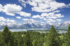 Grand Teton National Park (Rajesh Vijayarajan Photography) Tags: rajeshvj rajeshvijayarajanphotography rajeshvijayarajan rajeshonflickr snakeriver grandteton grandtetonnationalpark wy wyoming surreal mountains views usa