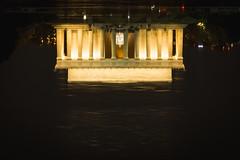 Lincoln Memorial - Reflection (m_hamad) Tags: nature naturebeauty greatnature explore nationalgeographic park dazzlingshot beauty canon usa 7dmkii dc blinkagain ultimateshot supershot 24105mm lincoln lincolnmemorial reflection reflections washington washingtondc washdc wash reflectingpool pool nightshot longexposure longshutter