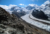 Gorner Glacier - Gornergrat - Zermatt (phil_king) Tags: glacier gorner gornergrat ice mountain peak gornergletscher swiss alps switzerland suisse schweiz zermatt rocks summit