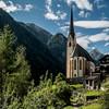 St Vincent Church (g_heyde) Tags: stvincentchurch heiligenblut kärnten carinthia kirche grossglocknerhighalpineroad austria österreich sl