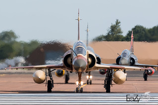 3-XN / 3-XC / 3-XJ French Air Force (Armée de l'air) Dassault Mirage 2000D