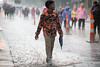 Speak Up Against Violence (Phil Roeder) Tags: desmoines iowa desmoinespublicschools northhighschool hardingmiddleschool march walk antiviolence anticrime students rain canon6d canonef70200mmf4lusm