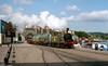 Bristol Harbour (Articdriver) Tags: bristol harbour railway steam locomotive train goods 110 stroudley e1
