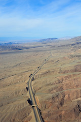 Pathway (*~Dharmainfrisco~*) Tags: dharma dharmainfrisco lake mead air aerial nevada grand canyon hoover dam travel tour helicopter desert 2016 usa leaving las vegas