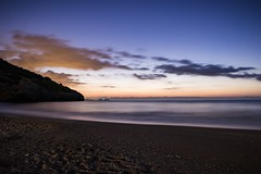 Garraf3 (jlmontes) Tags: largaexposicion longexposure mediterraneo sea mar amanecer samyang14mm nikond3100