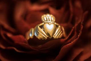 Claghdah ring