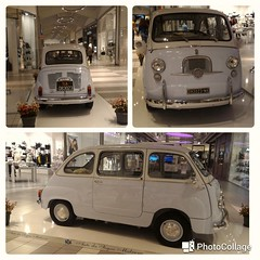 Fiat 600 multipla (FIORE Luigi) Tags: auto fiat fiat600 autodepoca taxi