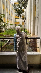 .Silence of nature. (Blesson Miracle Mathew) Tags: silence nature colour photography uncategorized adobe light room bangalore blesson miracle mathew elderly india mobile old age retirement vsco