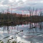 Sunset Over Hullett Pool thumbnail