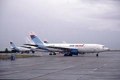 F-GBEA Airbus A300 Air Inter (@Eurospot) Tags: fgbea deols chateauroux airbus a300 airinter
