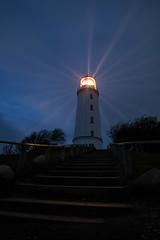 Lighthouse Hiddensee ² (Licht und Korn) Tags: lighthouse leuchtturm hiddensee licht und korn sternenhimmel nacht starry sky night fyr natt baltic sea ostsee lichtundkorn
