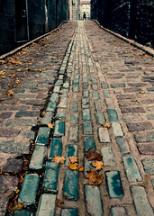 Always_7555 (David Basiove) Tags: alley alleyway cobble stones back montreal old oldmontreal canada urban city