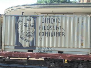 filosofo su container 69