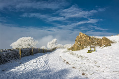 Hoar Frost on the Beacon (www.jamesgreigphotographer.com) Tags: