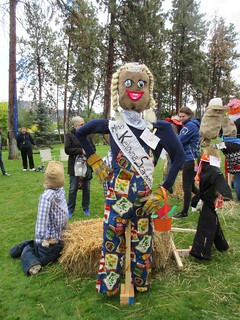Pagent scarecrow