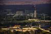 Canberra - Red Hill Sunset (peterdavies19) Tags: canberra parliament house sunset tilt shift