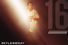 Kyle_Birthday_Graphic_16 (Sideline Creative) Tags: graphicdesign capturingthemoment soccer footballedits footballdesign digitalart sportsedit sportsgraphics sportsedits socceredit socceredits poster sportsposters photoshop happybirthday birthday