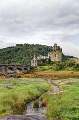 Eilean Donan Castle 5 (Xtian du Gard) Tags: xtiandugard eileandonancastle châteaux castle scotland highlands