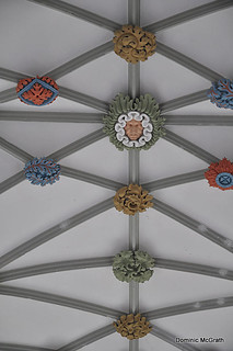 Cathedral Ceiling.